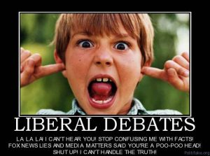 Stereotype of Liberals